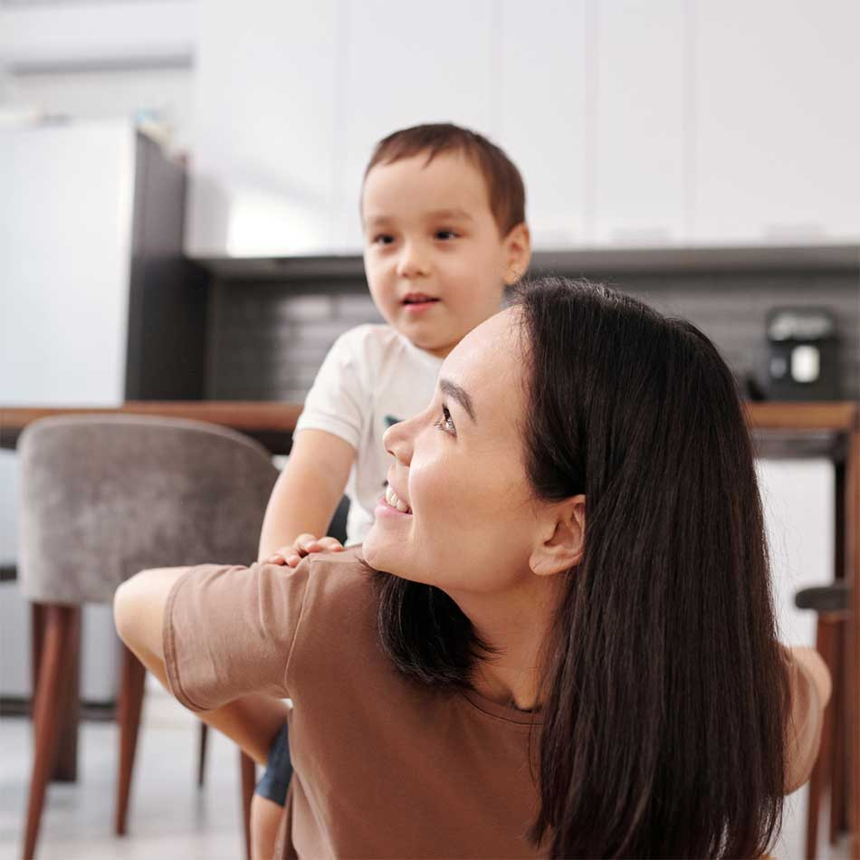 What is the role of an Au Pair
